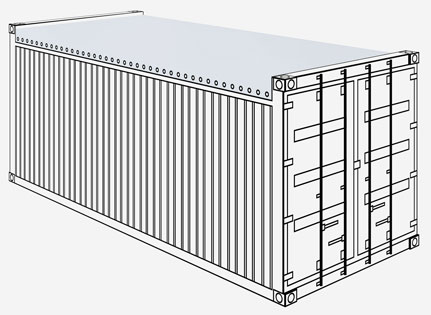 Open Top Container Specification