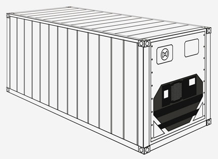 Refrigerated Container Specification